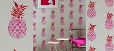 So cute! this @BarnebyGates wallpaper would go great with a blind we are currently making #DailyInteriorsInspiration