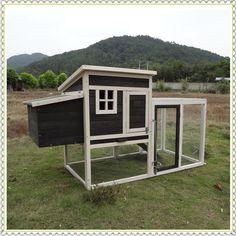h hnergehege selbstgebaut h hner chicken pinterest. Black Bedroom Furniture Sets. Home Design Ideas
