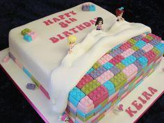 Lego Friends Cake - Love it!