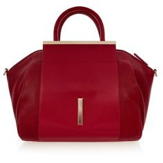 Birdy Opium Leather Tote