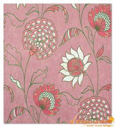 Non-woven wallpaper Scandinavian Vintage Marburg 51658 rose Wallpapers Marburg Scandinavian Vintage