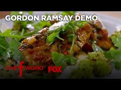 Gordon's Chicken Cacciatore Recipe: Extended Version | Season 1 Ep. 9 | THE F WORD - YouTube