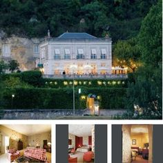 Hotel in Rochecorbon (Indre-et-Loire) - France-Voyage.com