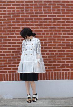 raincoat Archives   à la modesty - Tznius Fashion Blog