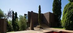 Ricardo Bofill Taller Arquitectura - Family House in Mont-ras, Girona, Spain