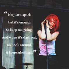 paramore last hope - Google Search