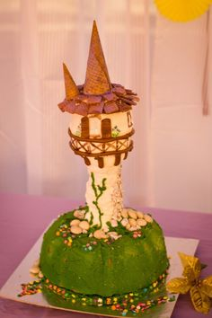 Tangled Birthday Party idea