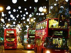 "REINO UNIDO /INGLATERRA (D., 1 DIC 2013) ||||| ILUMINACIONES EN LONDRES ""London's best Christmas lights"""