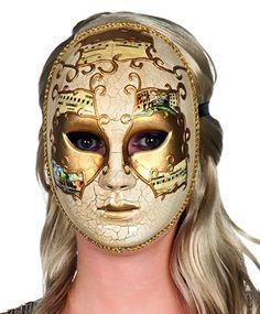 Boland 301 - Maske Venice donna: Amazon.de: Spielzeug