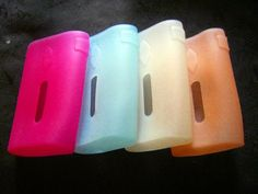Glow In The Dark Protective Silicone Sleeve for iStick 50W + Bag of Cotton #UnbrandedGenericclone