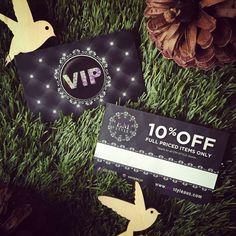 VIP CARD designed & printed by designki.com for #emstyle.com