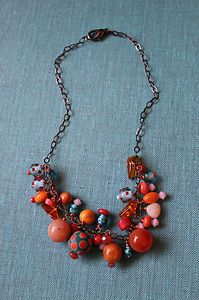 Calypso Necklace by Andrew Thornton - for sale on EBAY
