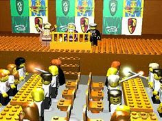 Escuela infantil castillo de Blanca: LEGO