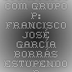 soundcloud.com Grupo P: Francisco José García Borrás. Estupendo podcast dirigido a su alumnado de Física y Química explicando cómo van a ser sus clases de ahora en adelante empleando Flipped Classroom por @DARKorganica