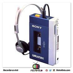 ¡Vamos a escuchar música! RetroReto.com