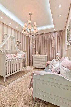 Ideas for baby cribs nursery kids rooms