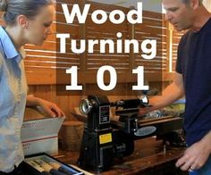 Wood turning can seem like a mystery to many woodworkers. In fact only a very small percentage of woodworkers and makers are familiar with the lathe. ...