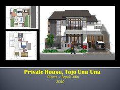 Private House tojo Una Una