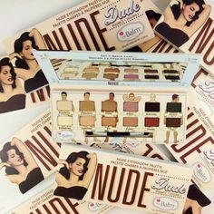 Η θερμοκρασία ανεβαίνει, το #καλοκαίρι είναι προ των πυλών και μαζί του έρχεται και η Nude Dude eyeshadow palette για να μας απογειώσει!    ❤ Find Here ➡ http://www.beautytestbox.com/the-balm-cosmetics-nude-dude-eyeshadow-palette  #beautytestbox #beautybox #beautytestboxeshop #excited #beauty #GreekEshop #balm #thebalm #love #smile #blogger #care #beautynew #BeautyGreece #Volume2 #NudeDude #Palette #Eyeshadow