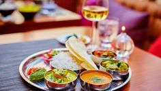 Authentic Indian fare from Masala Grill.