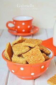 Gabriella kalandjai a konyhában :): Zabpelyhes sajtos keksz (fehérliszt mentes) Cereal, Clean Eating, Cukor, Paleo, Food And Drink, Breakfast, Recipes, Morning Coffee, Eat Healthy