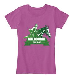 Melbourne Cup Day Dresses (T Shirt) Heathered Pink Raspberry T-Shirt Front Melbourne Cup Dresses, Day Dresses, Raspberry, T Shirts For Women, Pink, Mens Tops, Fashion, Moda, Fashion Styles