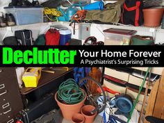 "All of us want to feel relaxed, have a clear mind while at home, which can be difficult when papers and clutter rule. In a recent article via bottomlinepublications Editor Karen Larson covers 6 areas in the home to declutter, provides steps to take on each of the spaces and gives this observation. ""A cluttered …"