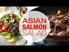 Asian Salmon Salad | RecipeTin Eats