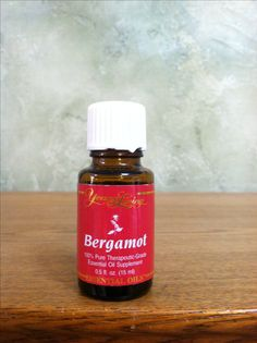Bergamot Essential Oil. Natural anti depressant, helps with anxiety & tension. It's a blessing for my tension headaches:)