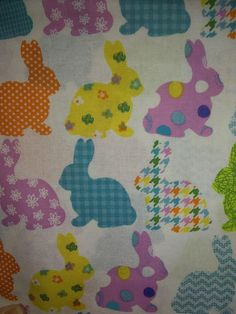 Made of cotton.  Choice of styles and sizes.  FREE SHIPPING!  www.etsy.com/shop/JudisScrubs Custom Scrubs, Scrub Tops, Bunny, Kids Rugs, Free Shipping, Classic, Shop, Cotton, Etsy