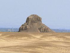 El piramidión de la Pirámide negra. | Matemolivares