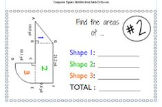 Trapezoid Area Worksheet, printable shape worksheets 5th