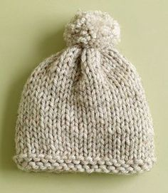 Free hat knitting pattern - top free knitting patterns that are easy