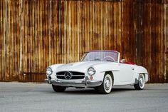 1961 Mercedes-Benz 190SL for Sale