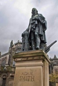 The Wealth of Everyone: Focus on Adam Smith