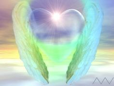 Healing angel heart