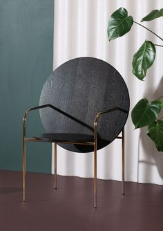 Great Inspiration from Maxim Scherbakov, the Yalta chair | http://inspirationdesignbooks.com/