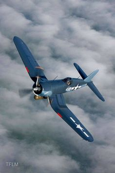 You can't imagine the feeling of wonder, viewing a vintage aircraft and watching a vintage aircraft flying. Ww2 Aircraft, Fighter Aircraft, Military Aircraft, Fighter Jets, Aircraft Carrier, Image Avion, F4u Corsair, Old Planes, Focke Wulf