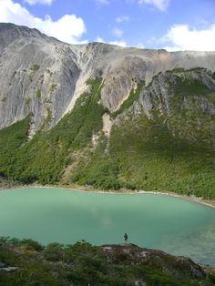 Laguna Esmeralda, Ushuaia, Tierra del fuego
