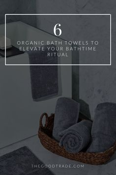 Read adult shit? Fancy bath towels. Here are some organic favorites // The Good Trade // #bathtowels #organictowels #bathsheets #towels #bathroomtowels Bathroom Towels, Bath Towels, Bath Mat, Natural Bathroom, Minimal Bathroom, Best Trade, Bath Sheets, Sustainable Living, Bath Time