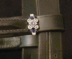 Bridle Bijoux Horse browband jewelry crystals for English, Western, Dressage, or Jumpers