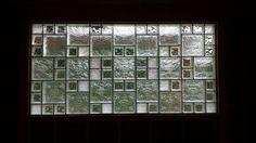 Beautiful glass block window using Decora, Mist and Decora LX blocks in different sizes