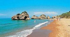 Zakynthos, Vassilikos beach