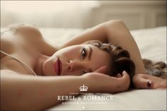 Rebel & Romance London Boudoir Photography Valentine