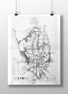 Gallego Pachón  . Madrid Cyclespace (13) #arquitectura #dibujos #presentaciones