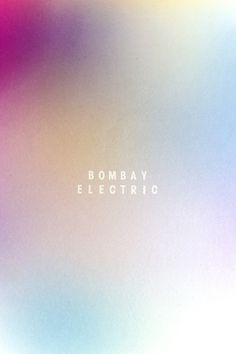 I had the pleasure to redesign the identity of Mumbai's most exciting fashion select store; Bombay Electric. Bombay Electric has been compared to Barneys New York or Colette in Paris.  When approaching the work to put a new image on the company I k...