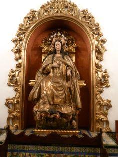25.- Nuestra Señora de la Merced la Comendadora  P1030932