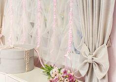 Draperii și perdele gata confecționate sau la metru Curtains, Floral, Model, Home Decor, Insulated Curtains, Florals, Homemade Home Decor, Blinds