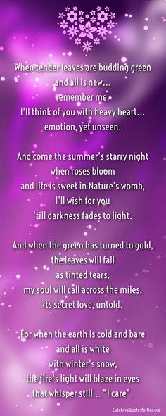 Sad Difficult Relationship Poems