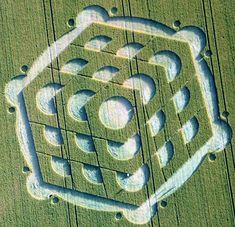 Los círculos del maíz en ocasiones utilizan fórmulas matemáticas para mostrar mensajes concisos y explicitos, pero de entre la...